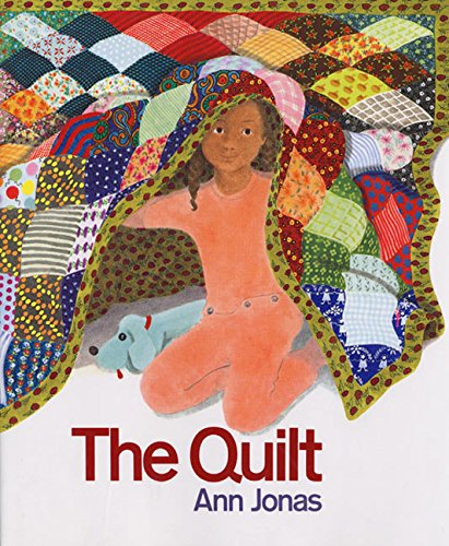The Quilt - Book Quilt Children