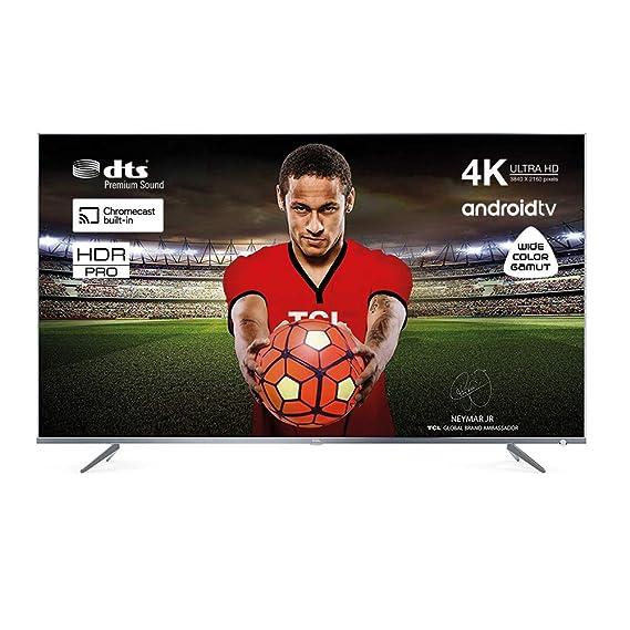 TCL 65DP660 165 cm (65 Zoll) Fernseher (Ultra HD, Triple Tuner, Smart TV)