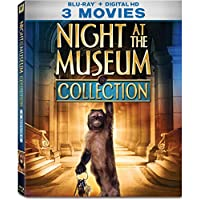 Night at the Museum 3-Movie Collection [Blu-ray]