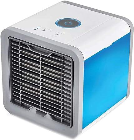 Enfriador de Aire. Aire Acondicionado Comercial. Ventilador Tipo ...