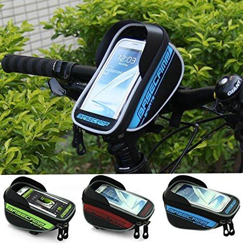 Bacecamp Wasserdichte MTB Fahrrad des Fahrrad Vordertasche Tasche Grôn fuYymTRcGl