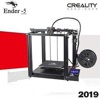 Amazon.com: Creality Ender 5 - Kit de impresora 3D ...