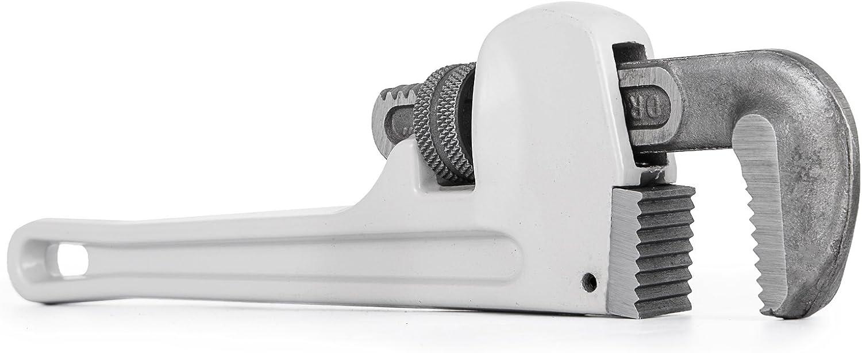 Mophorn Cl/é Serre-tube Manuel de 300mm En Aluminium Pinces /à Sertir Cl/é /à Griffe Machoire Sertissage Ks Tools Pipe Wrench 12/″