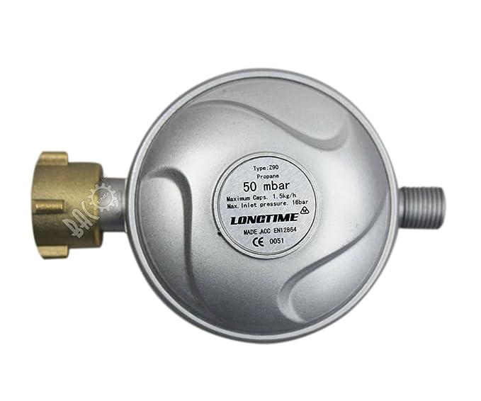 NUOVO 150 cm media pressione-TUBO FLESSIBILE PROPANO TUBO BARBECUE A GAS PROPANO BOMBOLA