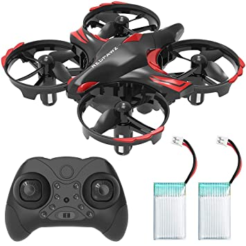 Redpawz R012 Mini Infrared Sensing Control RC Quadcopter with ...