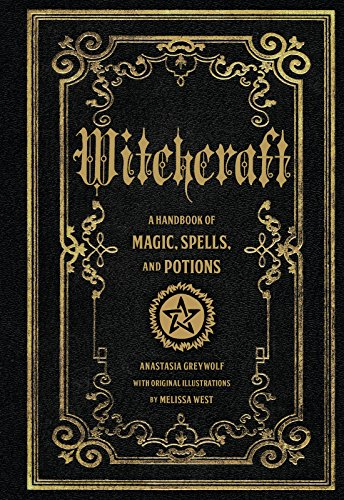 Witchcraft: A Handbook of Magic Spells and (Magic Spell Books)