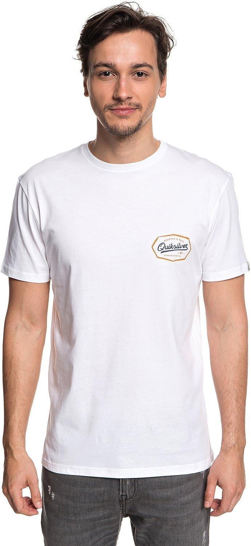Quiksilver Live On The Edge - Camiseta Hombre