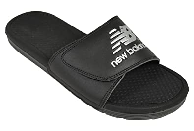 9194c87e63efa Amazon.com | New Balance Men's NB Pro Adjustable Slide Sandals ...
