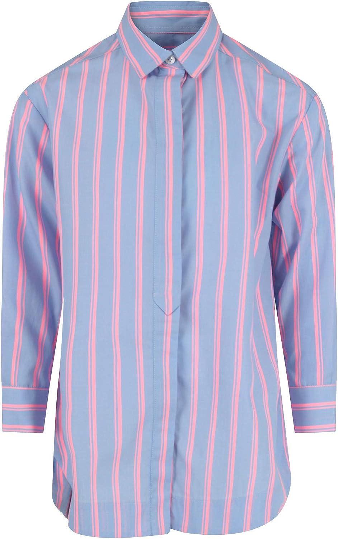 Alberta Ferretti Junior - Camisa Celeste - para niña azul ...