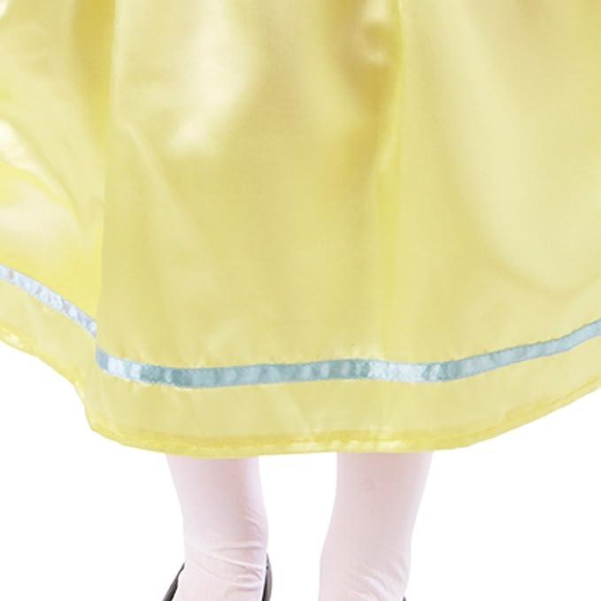 Christy`s - Disfraz de niña con tirabuzones infantil, talla S ...