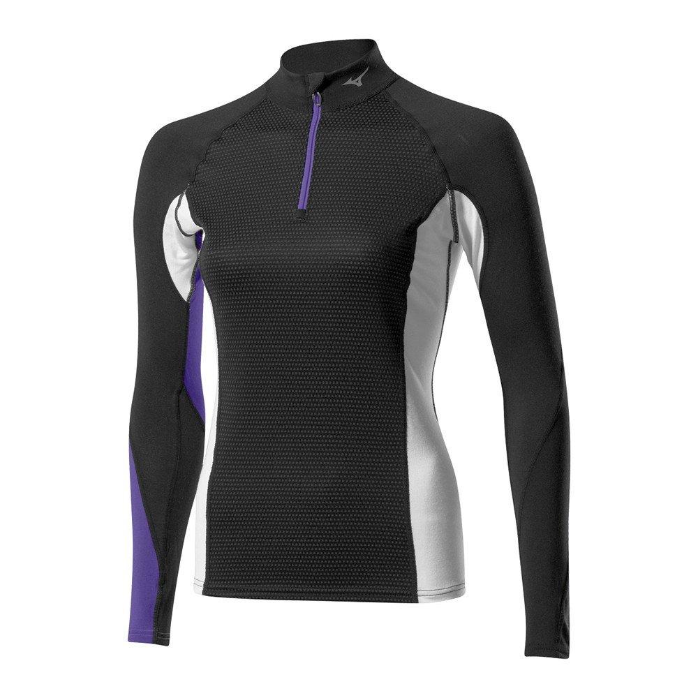 Mizuno donna 73CL340 -87 Performance intima Virtual Body G1 H/Z Black/Purple