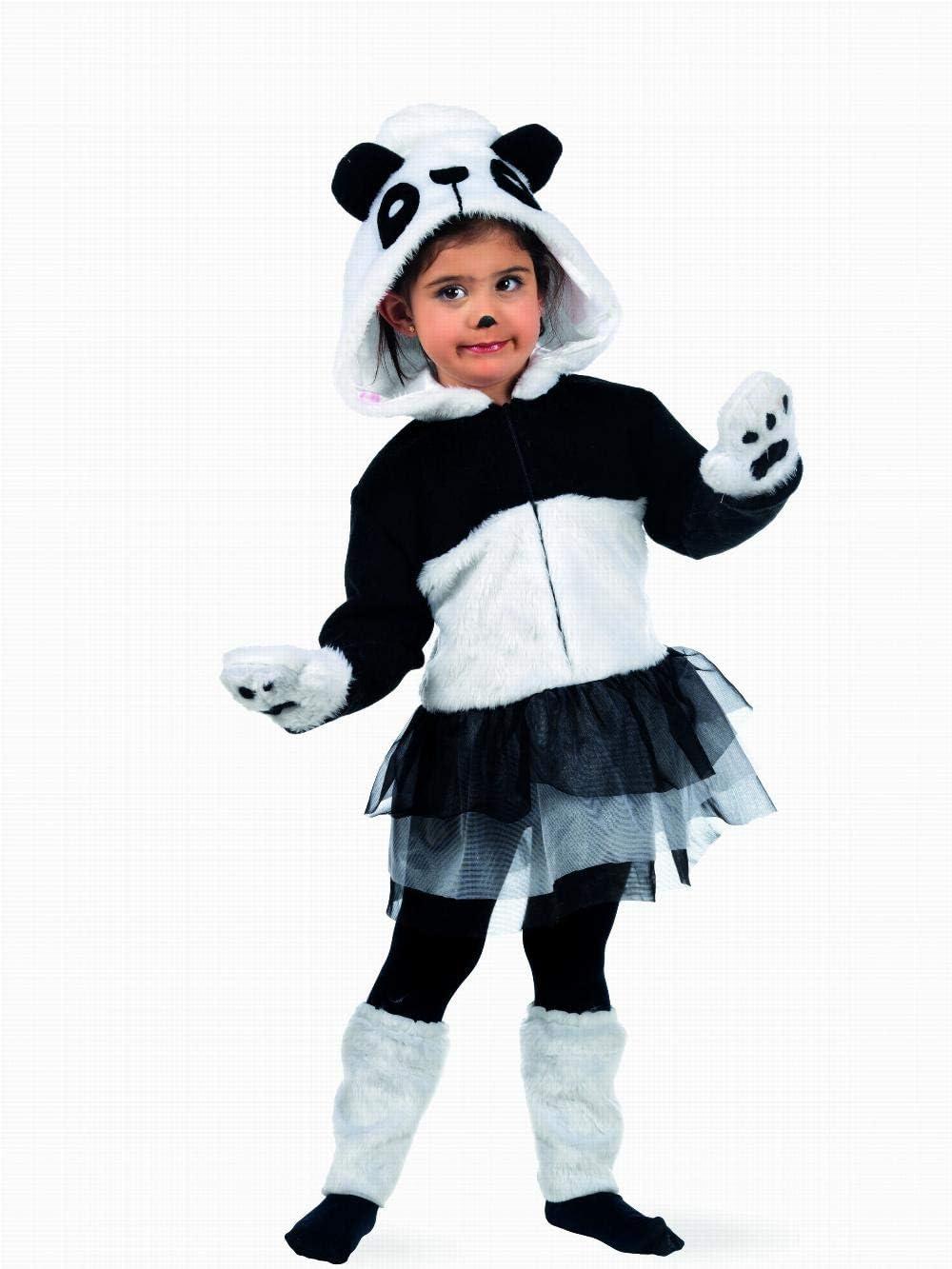 Limit Sport - Disfraz de oso panda con tutu, para niños, talla L ...