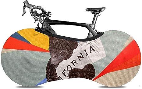 LisaArticles - Funda para Rueda de Bicicleta, diseño de Oso de ...