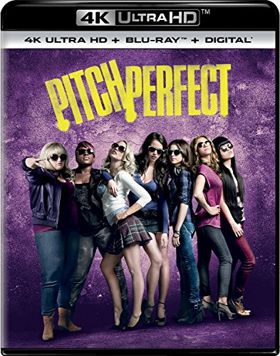 4K Blu-ray : Pitch Perfect