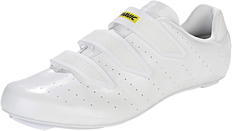 Mavic Cosmic Rennrad Fahrrad Schuhe weiß 2019