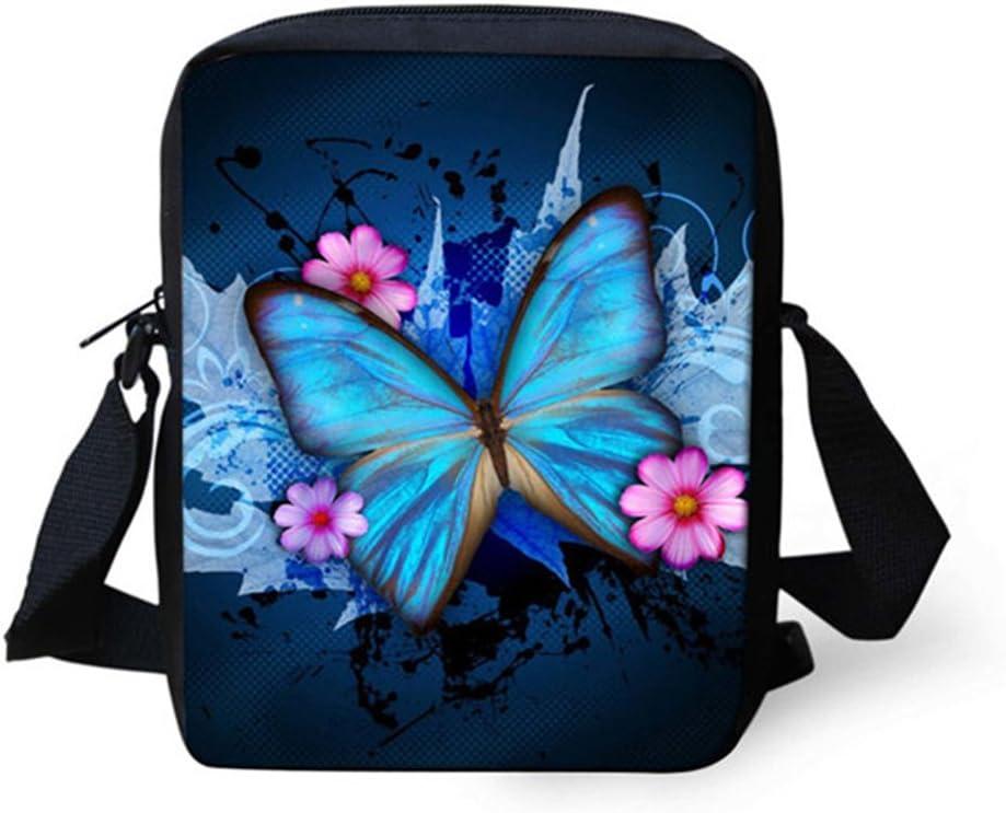 Showudesigns Women s Crossboby-bags Stylish Butterfly Crossbody Bags Handbags