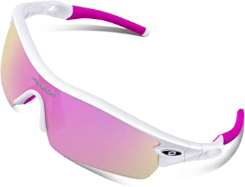 Rivbos 805 Polarized Sports Sunglasses