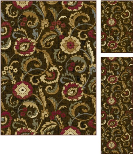 Universal Rugs Transitional Set Brown product image