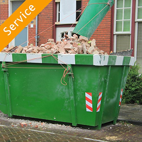 Sage Yard 10 - Dumpster Rental - 10 Yard Dumpster - 7 Days