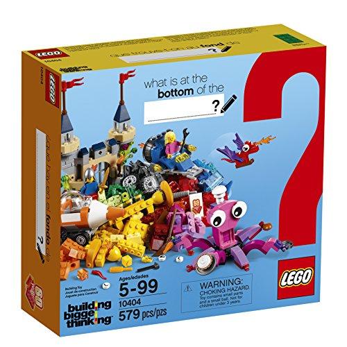 LEGO Classic Ocean's Bottom 10404 Building Kit (579 Piece) JungleDealsBlog.com