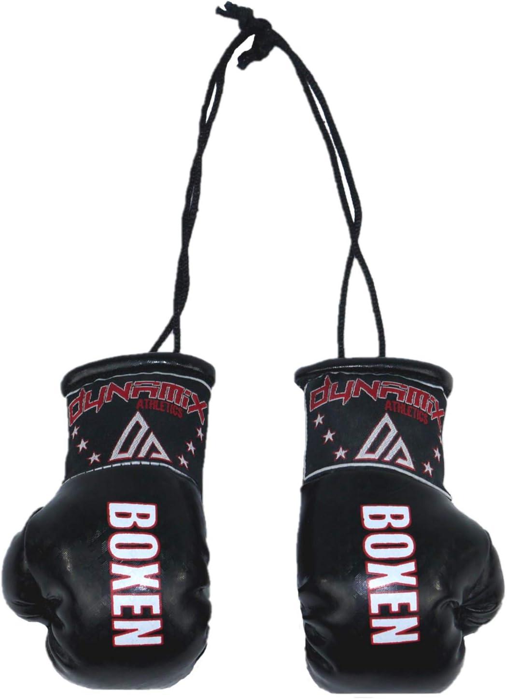 4 Varianten Boxen MMA Muay Thai Fighter Boxhandschuhe f/ürs Auto Spiegelanh/änger Spiegel Aufh/änger PKW Innenspiegel Dynamix Athletics Autospiegel Mini Boxhandschuhe
