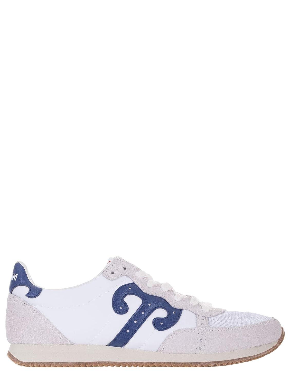 Wushu Ruyi , Bianco Herren Turnschuhe Weiß Bianco , b2220a