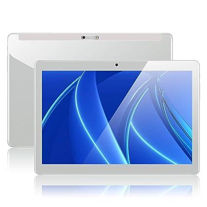 Tablet Android 7.0 de 10 Pulgadas con Doble Ranura para Tarjeta ...