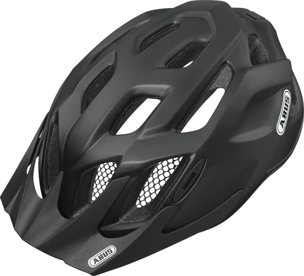 ABUS MountX velvet black (Size: M 53-58 cm)