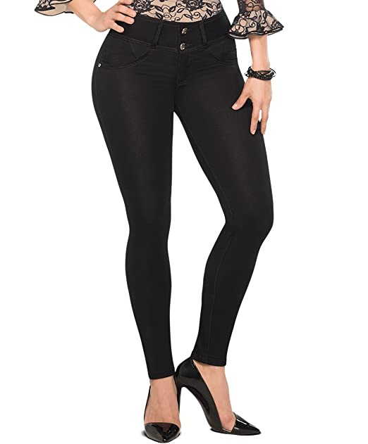 Amazon.com: Equilibrium Skinny Jean para mujer j8603b: Clothing