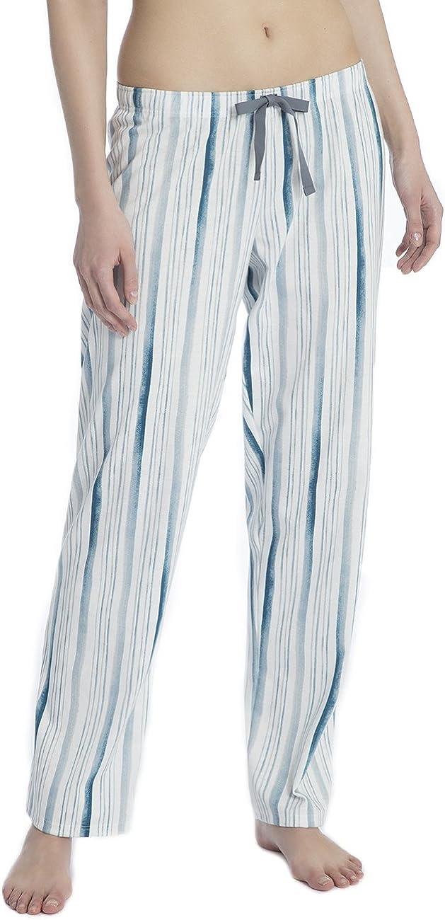 TALLA XXS. Calida Pantalones de Pijama para Mujer