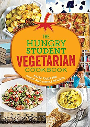 The hungry student vegetarian cookbook more than 200 quick and the hungry student vegetarian cookbook more than 200 quick and simple recipes the hungry cookbooks amazon spruce 9781846014970 books forumfinder Choice Image