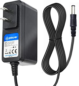 T POWER [UL Listed] Ac Dc Adapter Charger Compatible with for Moosoo M X6 X8 XL-618 ,XL-618A , XL-618B , K17 Ultra-Light Cordless Stick Vacuum Cleaner Power Supply