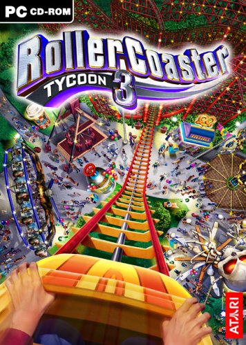 RollerCoaster Tycoon 3 (PC): Amazon co uk: PC & Video Games