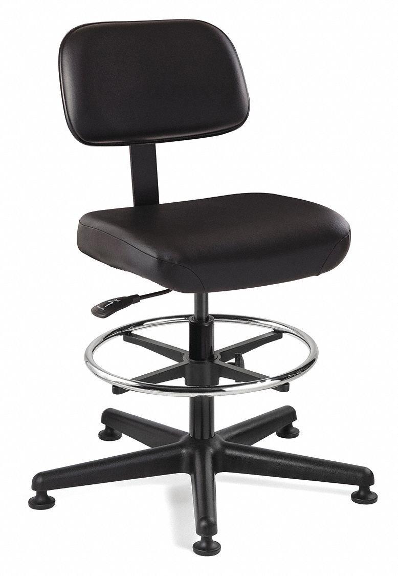 Task Chair 5500 BLACK VINYL