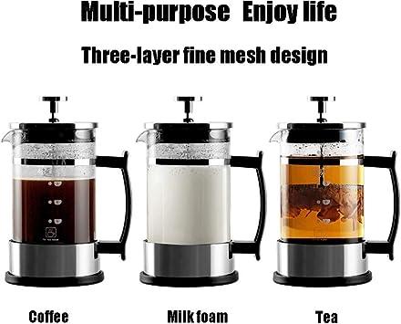 AYHa 350Ml / 600Ml Cafetera espresso manual Cafetera Tetera de ...