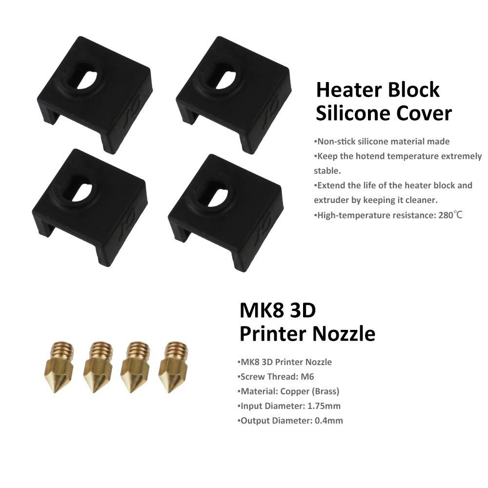 Creality Ender 3 y Pro Impresora 3D extrusora montada MK8 HotEnd ...