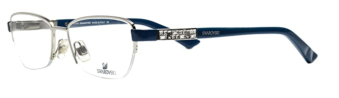 5a29e0e0d227 Image Unavailable. Image not available for. Color  Eyeglasses Swarovski SW  5068 089 Cyberia ...