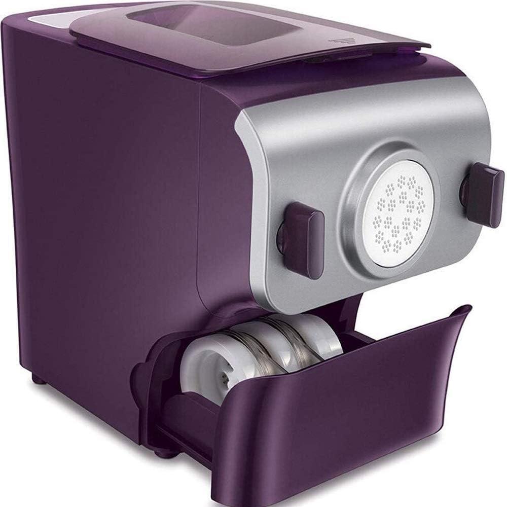 maquina para hacer pasta Pasta Máquina automática del hogar máquina de los tallarines electrodoméstico inteligente multifuncional Masa prensa de planchar Perfecto for profesionales hecha en casa espag