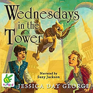 Wednesdays in the Tower Audiobook