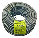 Southwire 68580001 250-Foot 12-Gauge 2-Conductor Type MC Conduit, Aluminum