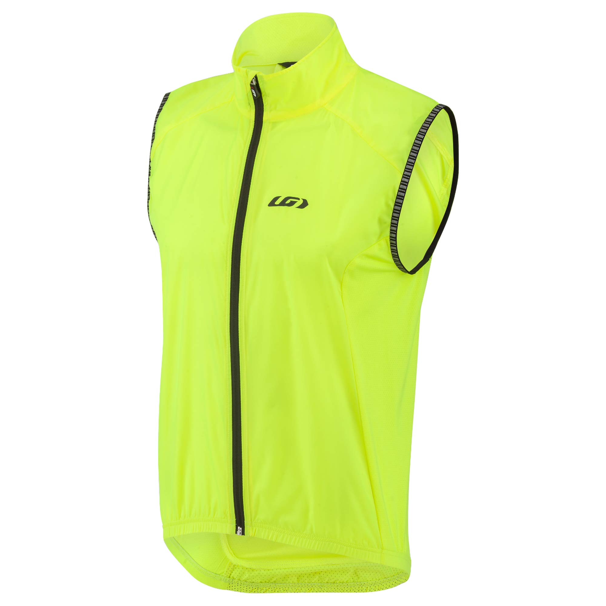 Louis Garneau Men's Nova 2 Bike Vest, Bright Yellow, XX-Large by Louis Garneau