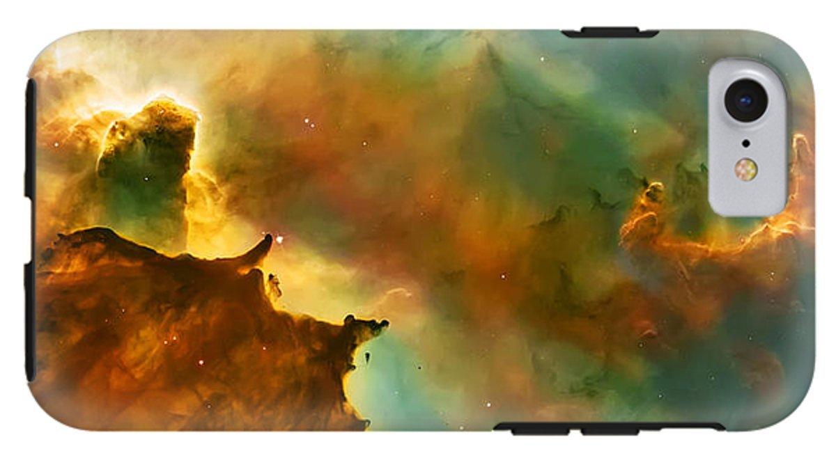iPhone 8 Case ''Nebula Cloud'' by Pixels