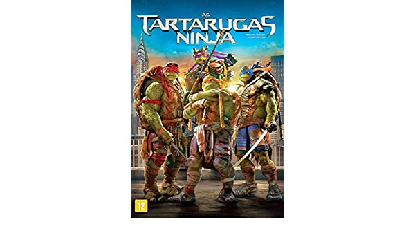 Amazon.com: As Tartarugas Ninja: A Origem Das Tartarugas ...