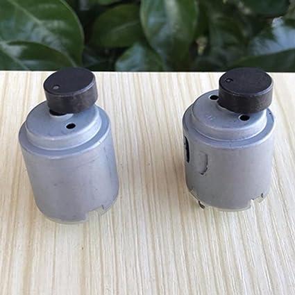 2PCS DC 12V 24V Mini R260 Strong Vibration Vibrator Motor DIY Toy Massager Model