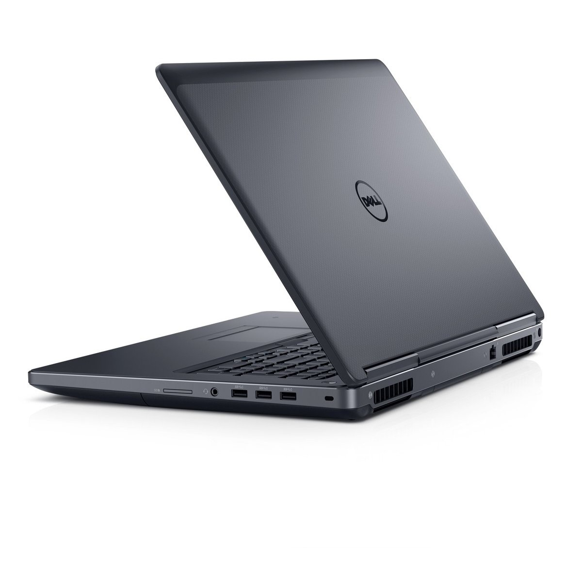 Dell Precision M7710 Intel Core i7-6820HQ X4 2.7GHz 32GB 512GB SSD, Black (Renewed)