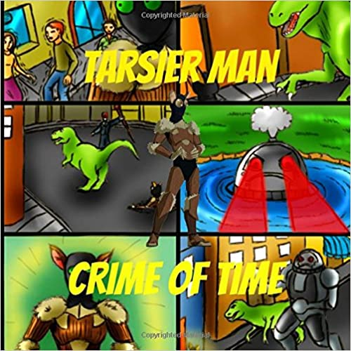 Tarsier Man: Crime of Time