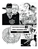 Westworld Inspired Adult Coloring Book: Most Watched Western SciFi Thriller and Dark  Sentient Technology, Award Winning Series Inspired Adult Coloring Book (Westworld Inspired Books)