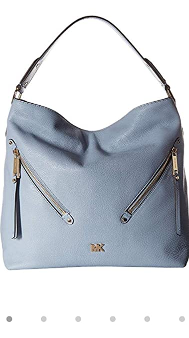 bae84bd18693 Amazon.com  MICHAEL Michael Kors Evie Large Hobo Shoulder Bag  Shoes