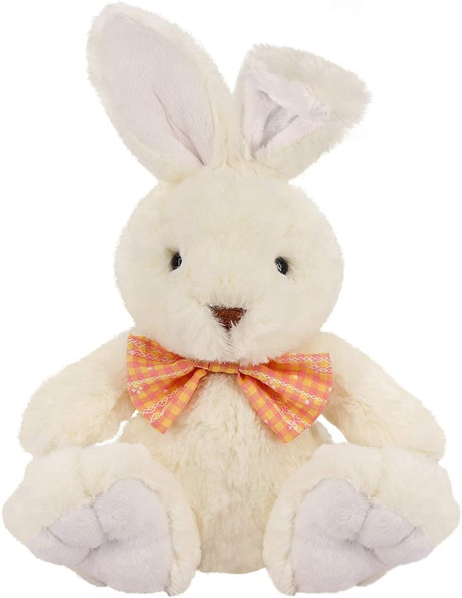 Gray Bunny Bow Tie Bow Tie for Men Grey Bow Tie Easter Bunny Bow Tie Easter Bow Tie Baby Boys Bunny Rabbit Bow Tie Toddlers Girls