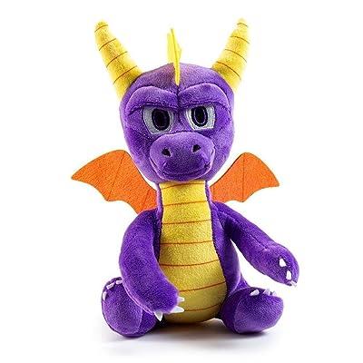Spyro Kidrobot The Dragon Phunny 8 Inch Plush Figure: Toys & Games